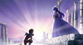 Un remake de Saint Seiya à venir sur Netflix
