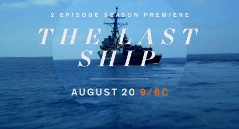 Dimanche 20/8, ce soir : Retours de Last Ship, Dice et Episodes autres