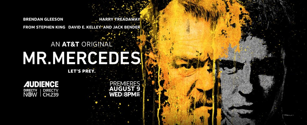 Mercredi 9/8, ce soir : Mr Mercedes par David E. Kelley sur Audience Network