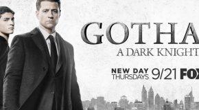 Jeudi 21/9, ce soir : 4ème saison de  Gotham