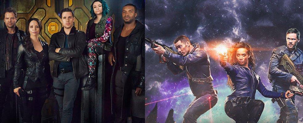 SyFy : 2 saisons pour Killjoys, fin pour Dark Matter, dates pour 3 nouvelles séries !