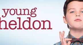 Une saison entière pour Young Sheldon