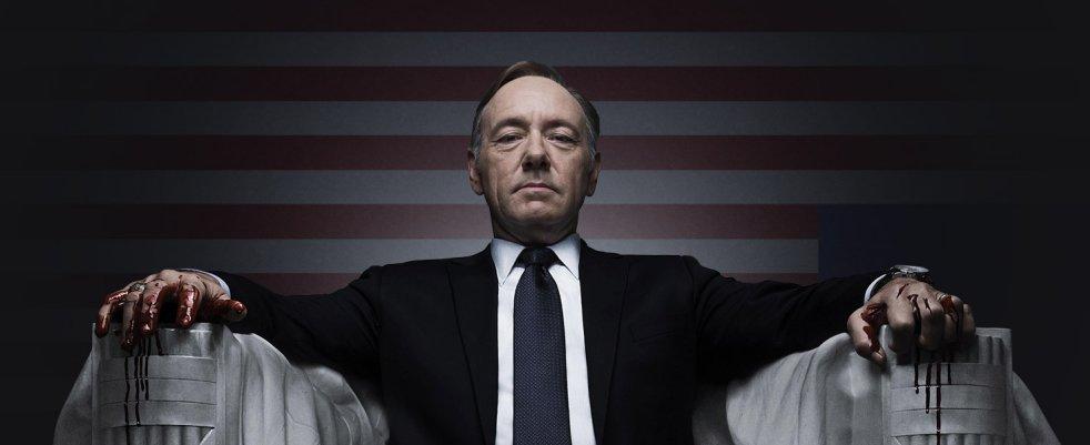 Netflix arrête la production de House of Cards et vire Spacey (update 04/11)