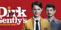 Samedi 14/10, ce soir : saison 2 de Dirk Gently's Holistic Detective Agency autres