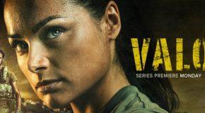 Lundi 9/10,ce soir : Supergirl et Valor sur The CW