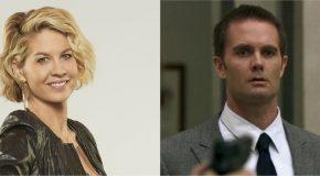 Jenna Elfman et Garret Dillahunt dans Fear The Walking Dead saison 4