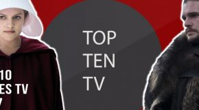 Top 10 des séries TV de 2017