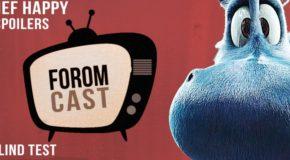 Foromcast Happy s1 + un blind test générique de série