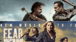 Dimanche 15/4, ce soir : Fear The Walking Dead in, The Walking Dead out