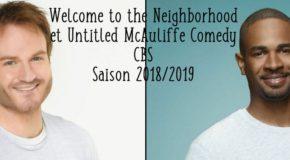 2 comédies retenues par CBS pour la saison 2018/2019