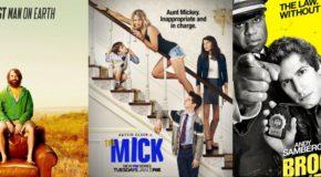 The Last Man on Earth, Brooklyn Nine-Nine et The Mick s'arrêtent