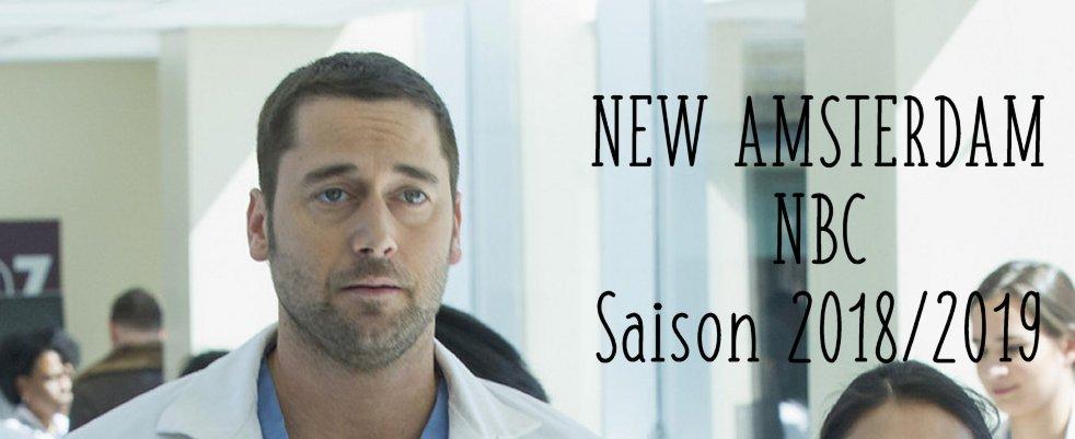 NBC commande une saison de New Amsterdam, nouvelle série médicale