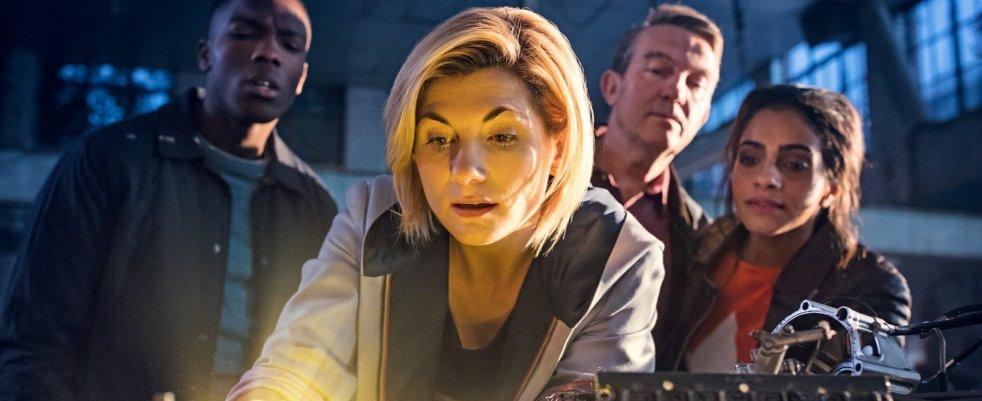 1er trailer pour la saison 11 de Doctor Who