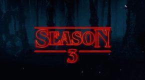 Il faudra attendre un peu avant de voir la 3ème saison de Stranger Things
