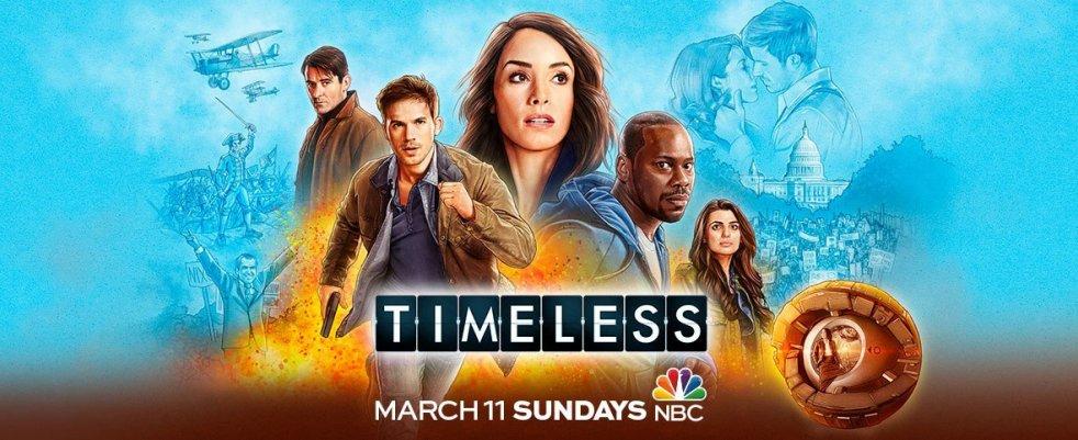 Timeless se finira finalement sur un téléfilm