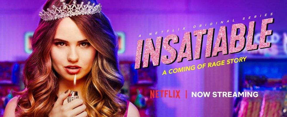 Une 2ème saison pour la controversée Insatiable sur Netflix