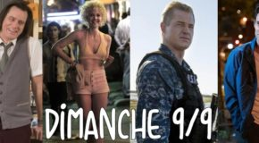 Dimanche 9/9, ce soir : The Deuce, Kidding, Last Ship, Shameless, You