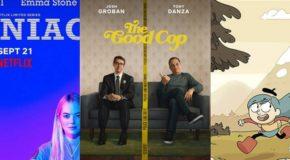Vendredi 21/09, ce soir : Maniac, The Good Cop et Hilda sur Netflix