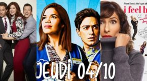 Jeudi 04/10, ce soir : Will & Grace, Station 19, Supestore et I Feel Bad