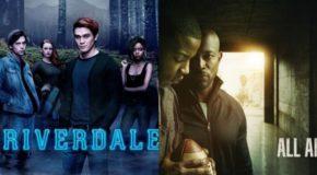 Mercredi 10/10, ce soir : All American et Riverdale