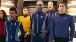 1er trailer pour la saison 2 de Star Trek Discovery, une date et Spock