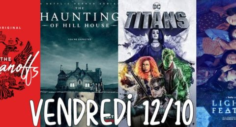 Vendredi 12/10, ce soir : The Romanoffs, The Haunting Of Hill House, Titans autres