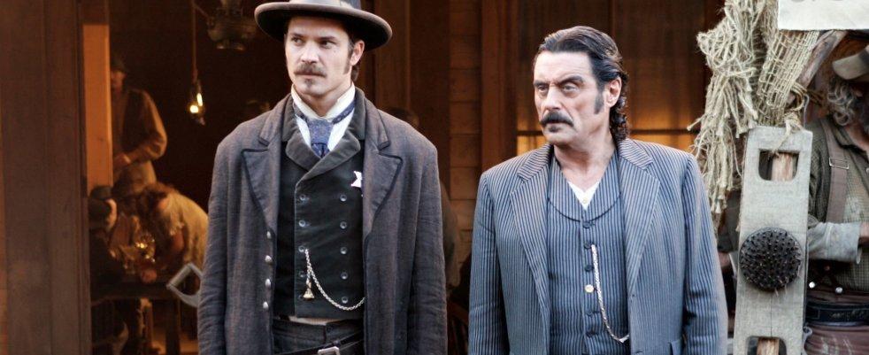 1ères images du téléfilm Deadwood sur HBO