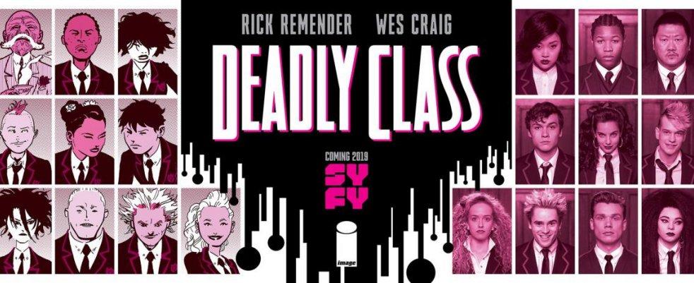 Mercredi 16/01, ce soir : Deadly Class sur SyFy