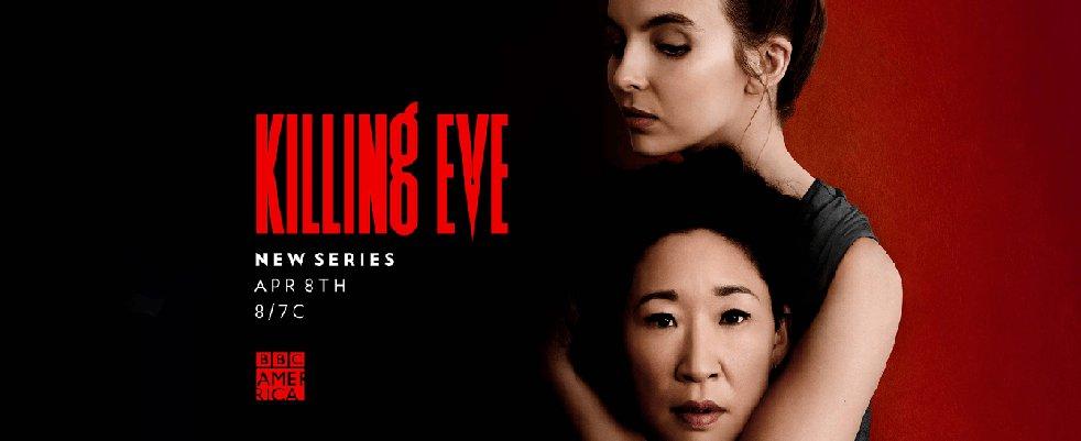 Une date pour la saison 2 de Killing Eve
