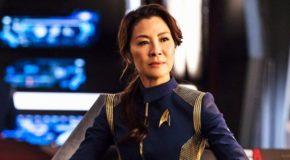 Un spin-off de Star Trek : Discovery mené par Michelle Yeoh