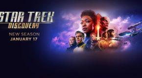 Jeudi 17/01, ce soir : la 2ème saison de Star Trek : Discovery