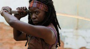 Danai Gurira alias Michonne quittera The Walking Dead en saison 10