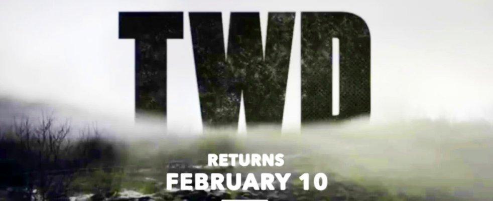 Dimanche 10/02, ce soir : 2ème partie de la 9ème saison de The Walking Dead