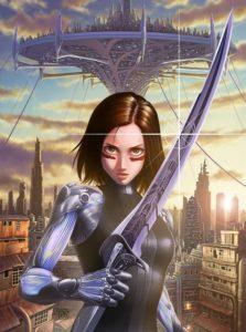 Gallyta Battle Angel / Adaptations / Cinemas et technos