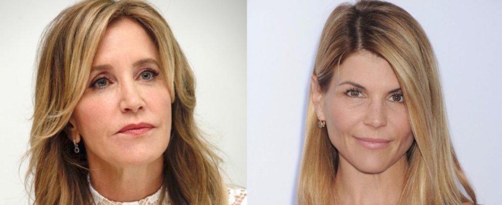 Felicity Huffman et Lori Loughlin arrêtées dans une affaire de pots-de-vin