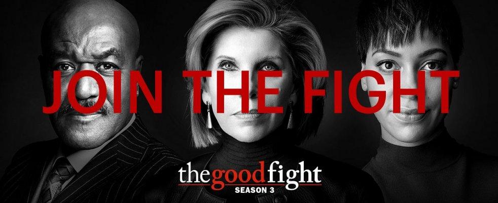 Jeudi 14/03, ce soir : saison 3 de The Good Fight !