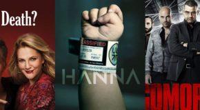 Vendredi 29/03, ce soir : Santa Clarita Diet, Hanna, Osmosis, Traitors, Gomorrah