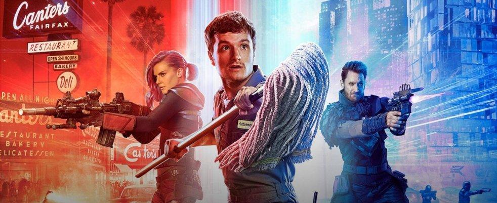 Une 3ème mais dernière saison de Future Man sur Hulu