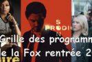 Dernière saison pour Empire et grille des programmes de la Fox à la rentrée 2019 + trailers