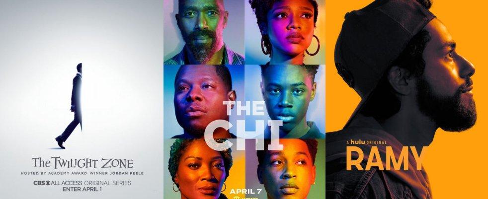 Les 6 renouvellements de cette semaine de The Chi à The Twilight Zone