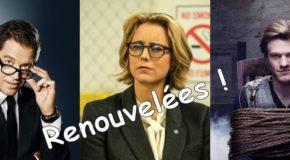 Flopée de renouvellements sur CBS dont Bull, Madam Secretary, MacGyver et 3 autres