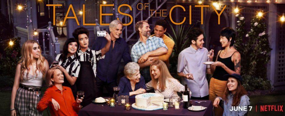 Vendredi 07/06, ce soir : Tales of the City, Designated Survivor et 3% netflix