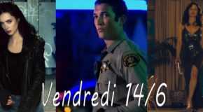 Vendredi 14/6 : Too Old To Die Young, Jessica Jones, Absentia, Jett