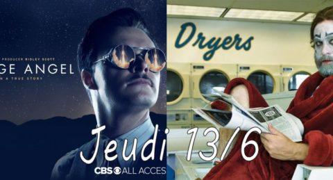 Jeudi 13/6, ce soir : Strange Angel et Baskets fx