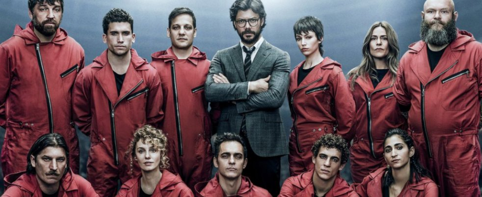 Vendredi 19/7, ce soir : La Casa De Papel et Killjoys UPDATE : VERONICA MARS !