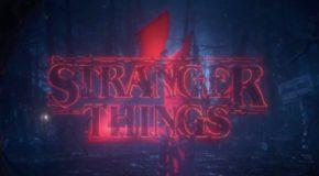 1er teaser pour la saison 4 de Stranger Things