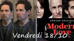 Vendredi 18/10, ce soir : Living with yourself, Modern Love