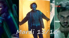 Mardi 15/10, ce soir : Arrow, The Purge, Treadstone