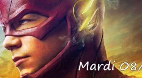 Mardi 08/10, ce soir : The Flash