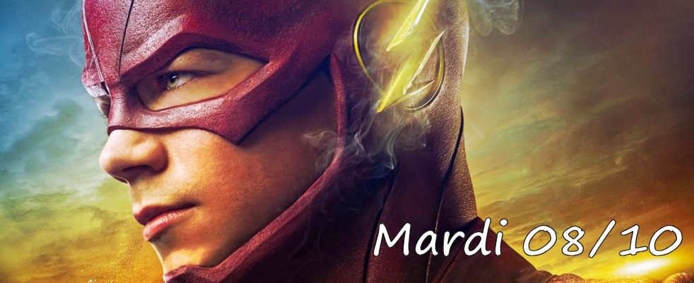 Mardi 08/10, ce soir : The Flash